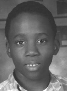 Taruis Robinson, 13, a boy who left his South Side home on Monday and never returned.