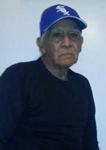 Benito Guadarrama, 80, a man who was last seen riding his bike in the city's Englewood neighborhood.