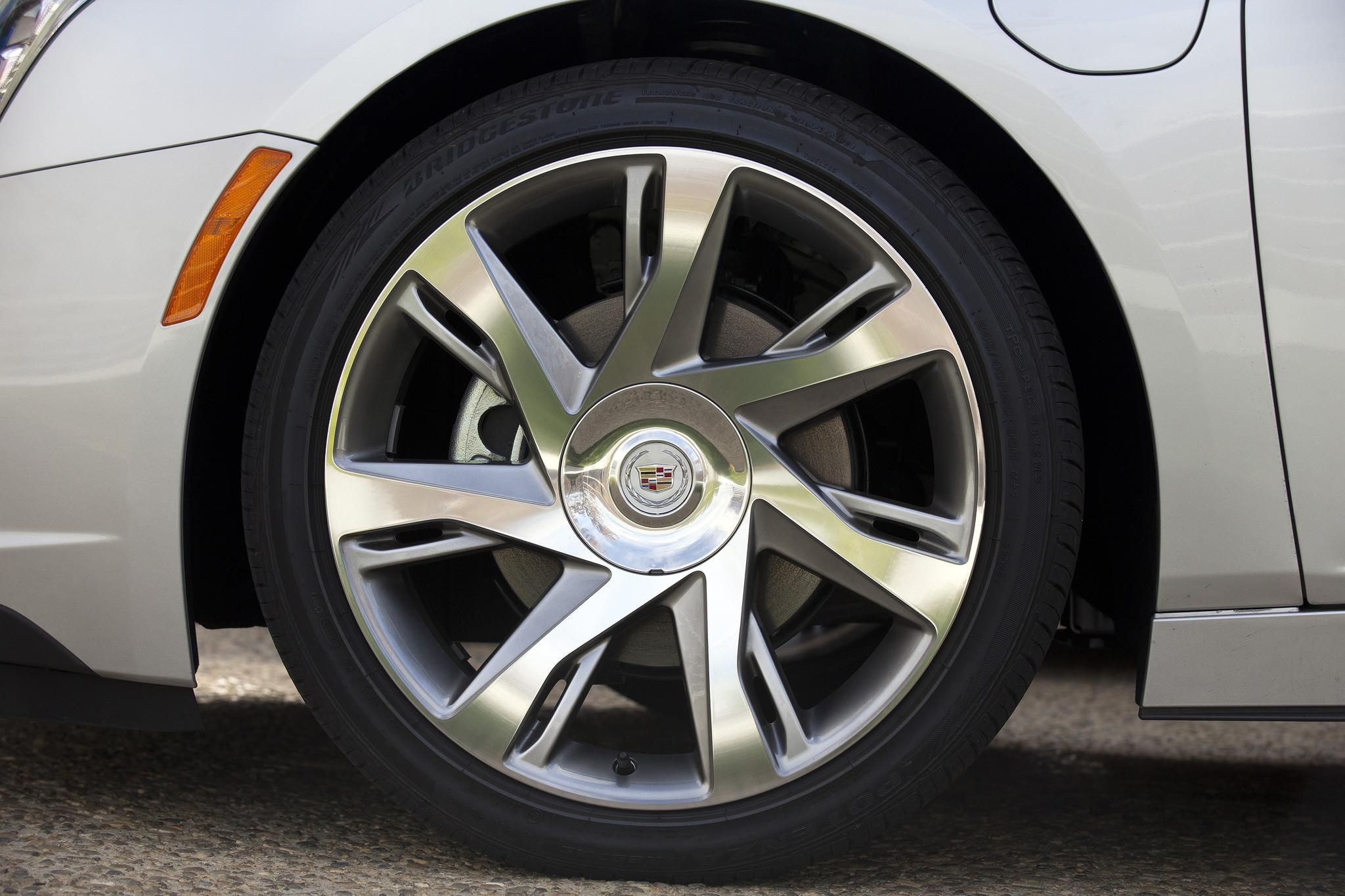 Spare tires vanishing from trunks