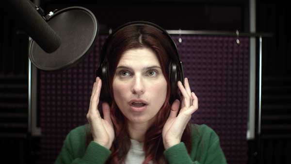 Lake Bell in the movie 'In a World ...'