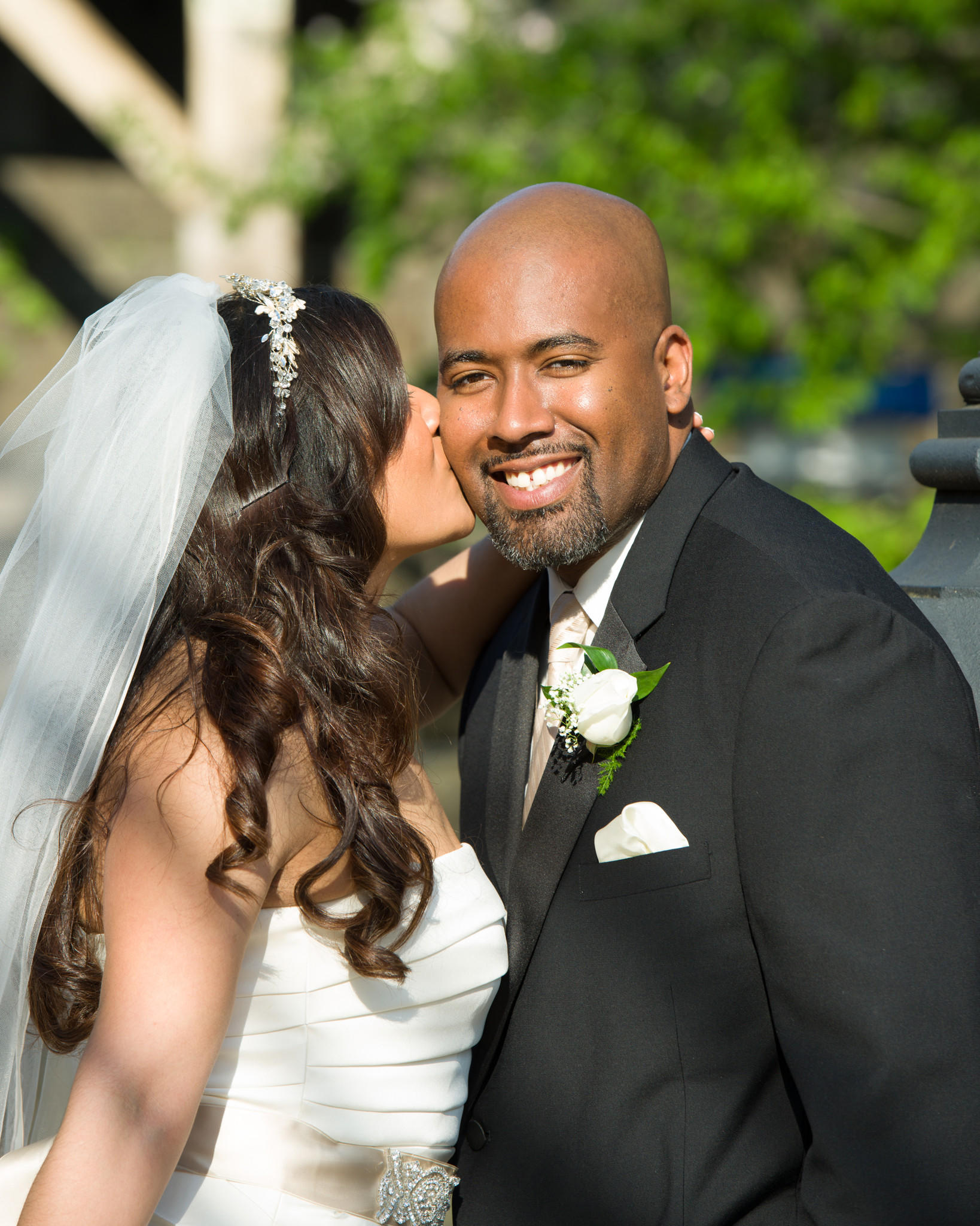 Priscilla Rodriguez and Michael Ruth met in 2011 when Priscilla's best friend married Michael's cousin.