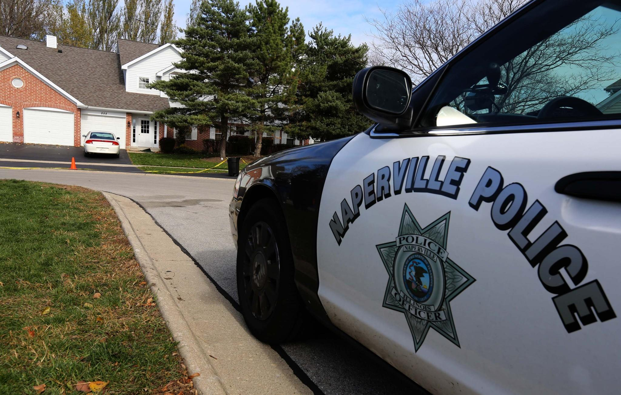 Naperville ranked second on a list of the most DUI arrests outside Chicago for 2013.