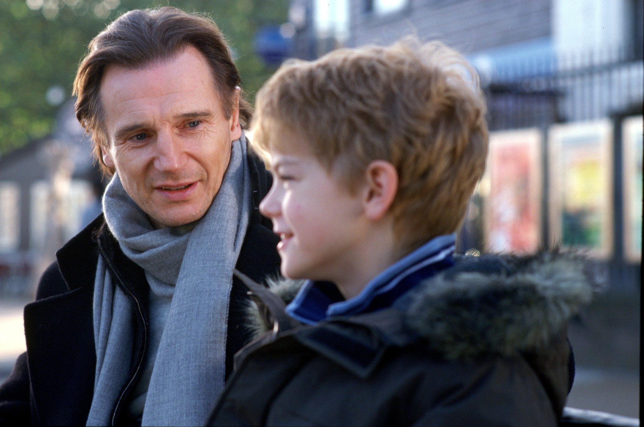 Image result for love actually liam neeson