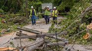 Power back for most, but outages linger