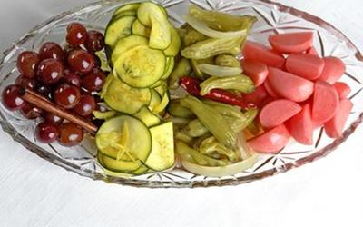 Zuni Cafe zucchini pickles