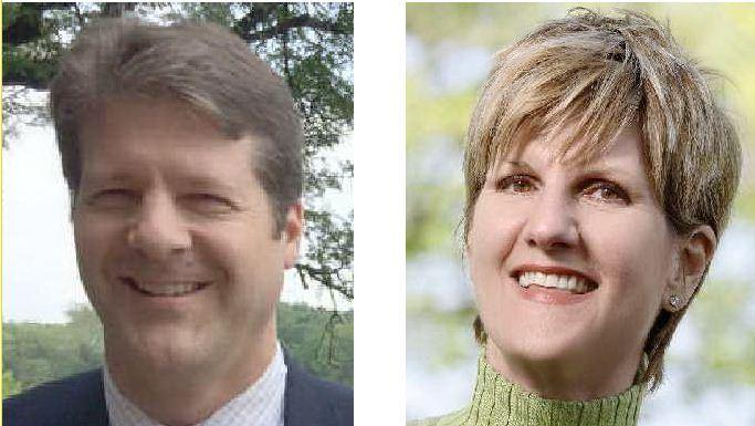 The Downtown Columbia Partnership has named Gregory A. Fitchitt president and chair of the board and Barbara A. Nicklas executive director.