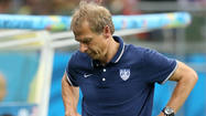 Juergen Klinsmann has much to do to make U.S. soccer a true contender