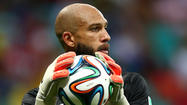Tim Howard bends over backward to put World Cup effort in perspective