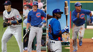Cubs' Core Four report: Almora collects three hits