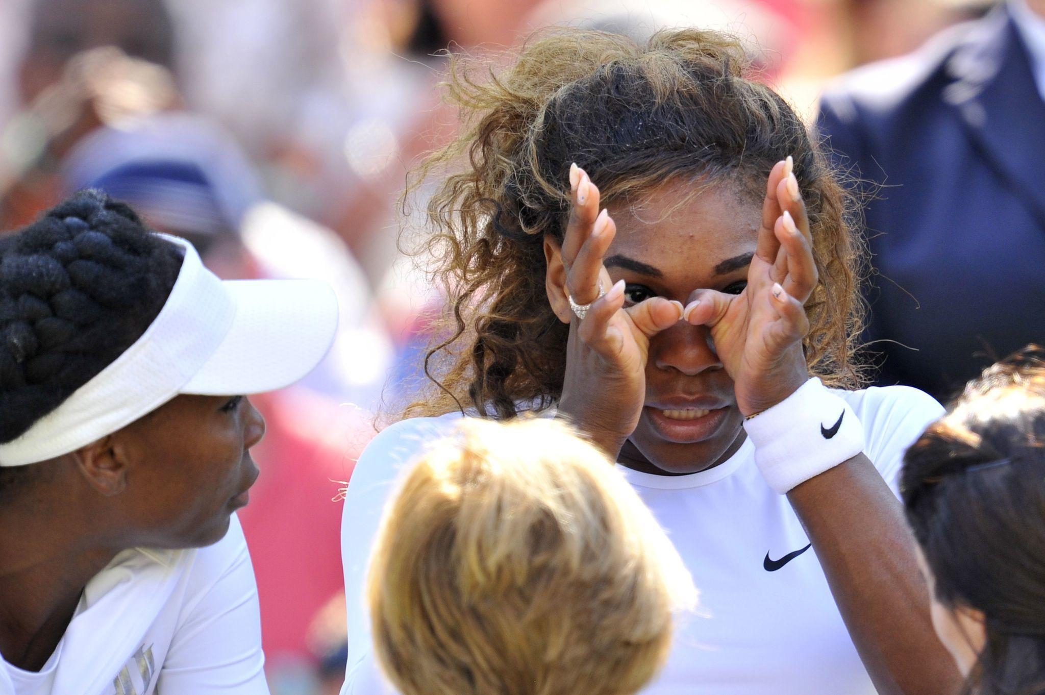 Martina Navratilova doesn t believe Serena Williams had viral