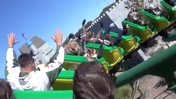 A First-Person Ride on Dragon Coaster at Legoland Florida