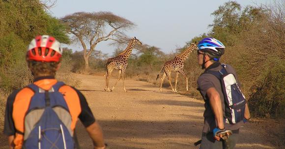 Kenya and Tanzania bicycle tour
