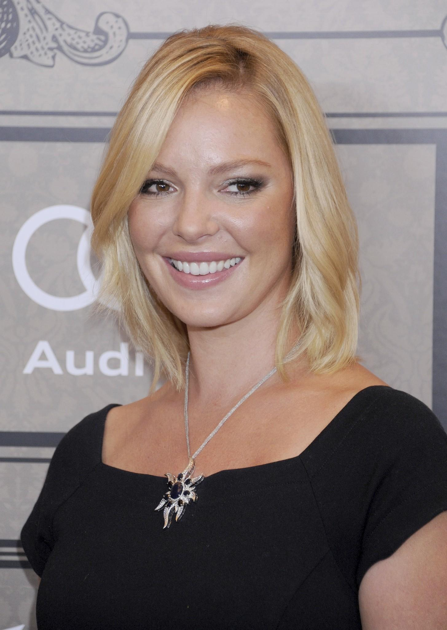 Actress Katherine Heigl arrives at Variety's 4th Annual Power Of Women event at the Beverly Wilshire Four Seasons Hotel on October 5, 2012 in Beverly Hills, California.
