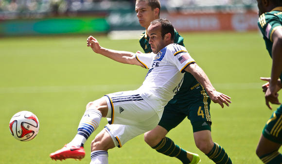 Landon Donovan, Will Johnson