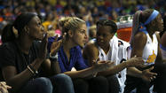Elena Delle Donne's health a major issue for Sky