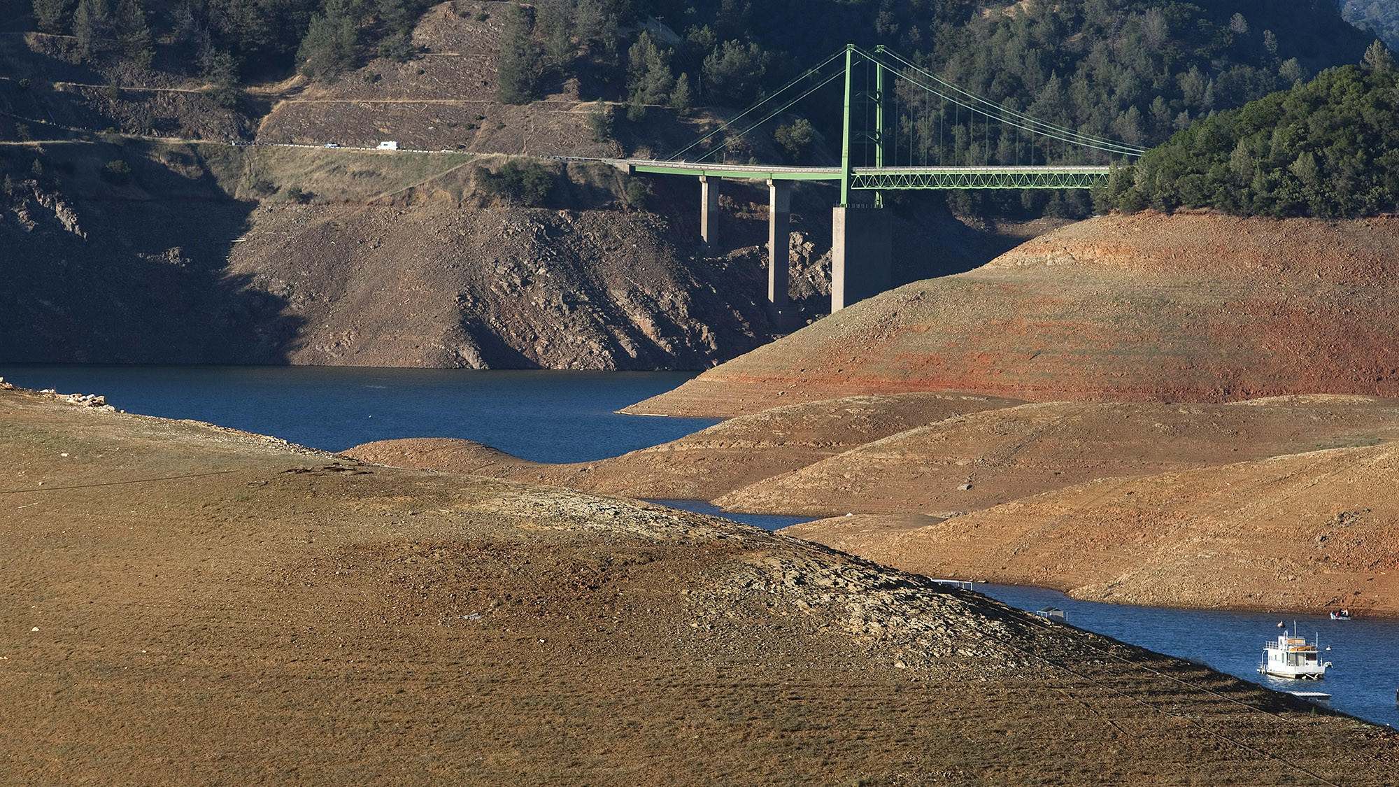 Oroville Dam Braces for Rain; Is Shasta Lake Next?