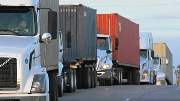 Southern California port truck drivers loading up on wage-theft cases