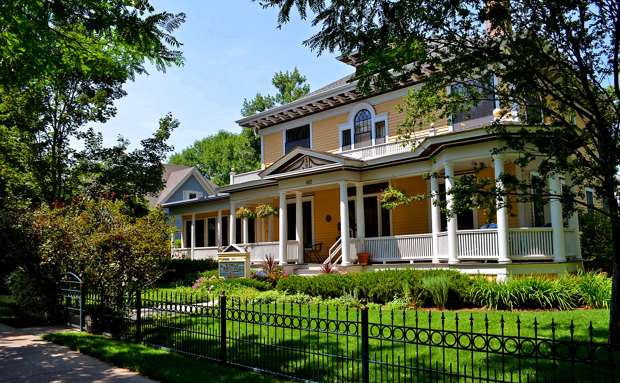 Weekend Escapes: Fort Collins - Edwards House Bed & Breakfast