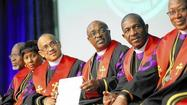 Christian Methodist Episcopal Church consecrates new bishops