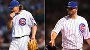Cubs trade Samardzija, Hammel to Athletics