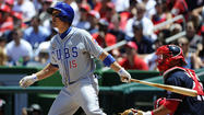 Barney, Ruggiano in Cubs lineup