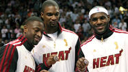 Chapter and verse on NBA free agency: Hope, faith, LeBron and Carmelo
