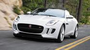 2015 Jaguar F-Type brings sexy back with Coupe