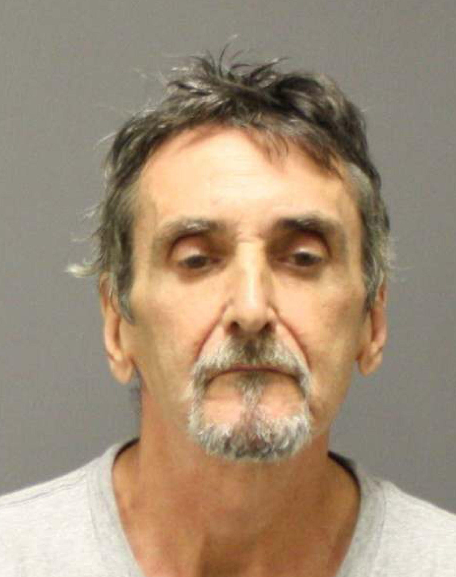 George Michael Kline, 58, was arrested and third-degree burglary, attempted third-degree burglary, attempted sixth-degree larceny, interfering with an officer and drug offenses.