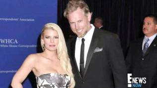 Video: Jessica Simpson ties the knot