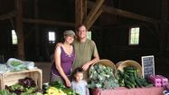 Organic On-Farm Market Open Saturdays in Libertyville