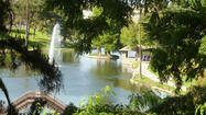 L.A. Walks: Hollenbeck Park / Boyle Heights
