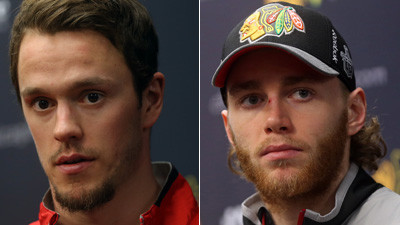 Jonathan Toews Patrick Kane Agree To Blackhawks Contract Extensions