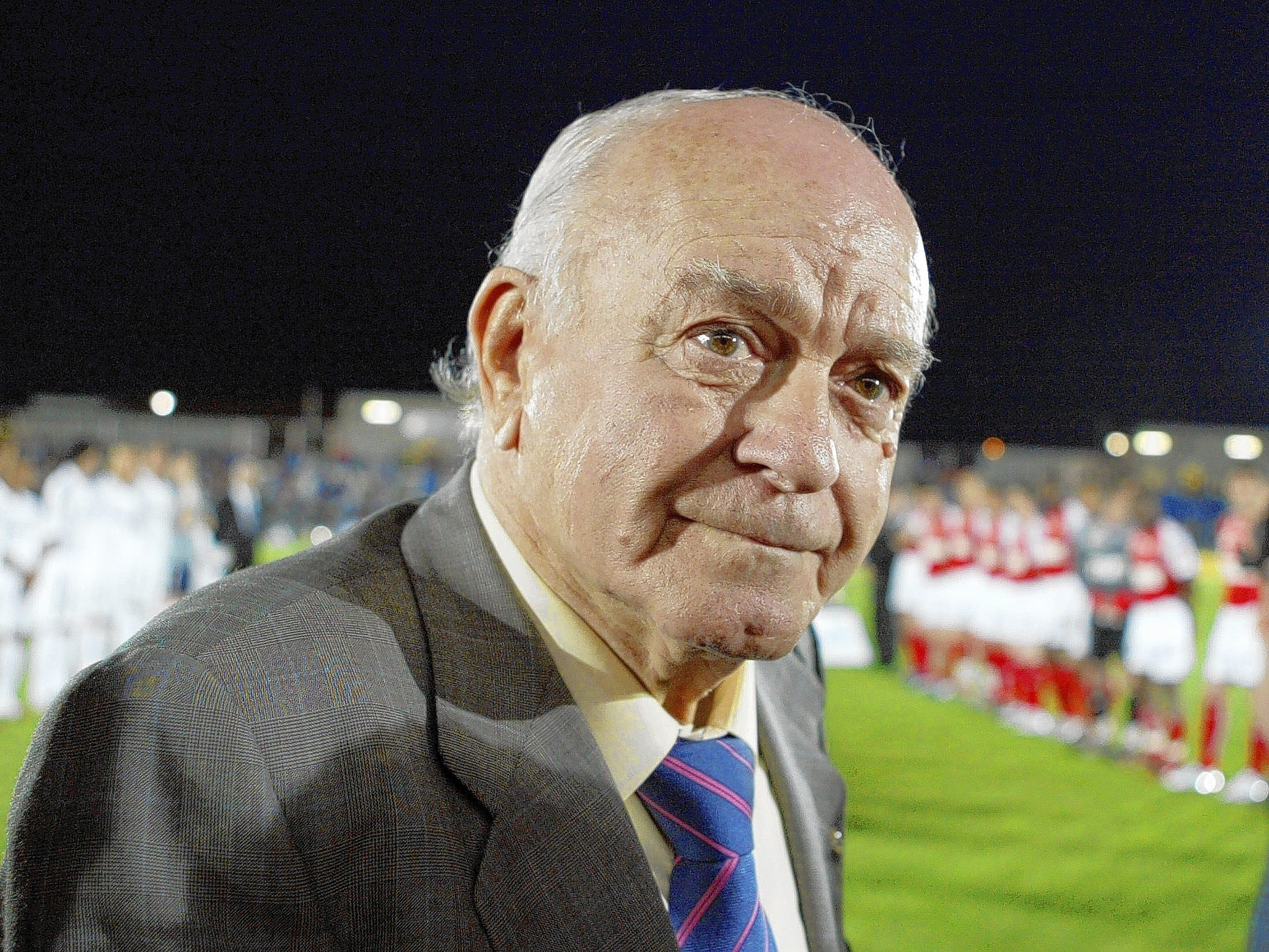 Alfredo Di Stefano s at 88 player led Real Madrid to 5