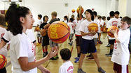 Photo Gallery: 28th Annual Spartan Basketball Camp