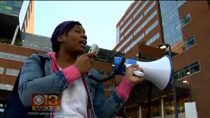 Hopkins union workers celebrate victory [WJZ Video]