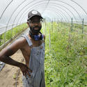 The food lover: Denzel Mitchell, Five Seeds Farm