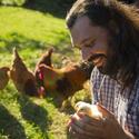The chicken farmer: Steve Martinez, Pluma Feliz Farm