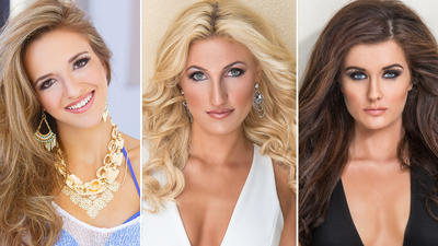 Pictures: Miss Florida USA 2015 contestants