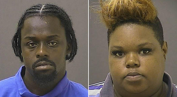 Kenneth Carter and Nickole Washington are charged in the murder of 26-year-old Nelson Dakurah.