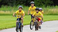 Tour de Naperville gets kids on bicycles