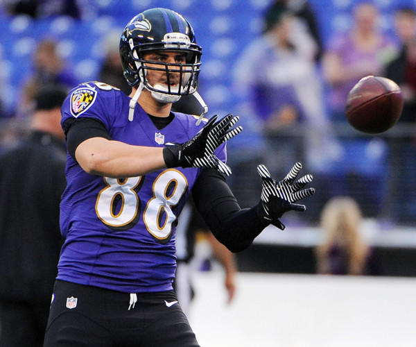 Ravens tight end Dennis Pitta envisions a versatile role in new offensive coordinator Gary Kubiak's schemes.
