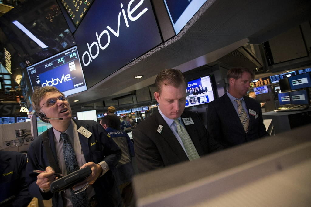 Abbvie raised its bid for Shire by 10 percent on Tuesday.