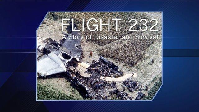 Survivor of United Airlines flight 232 recreates the crash in his new book
