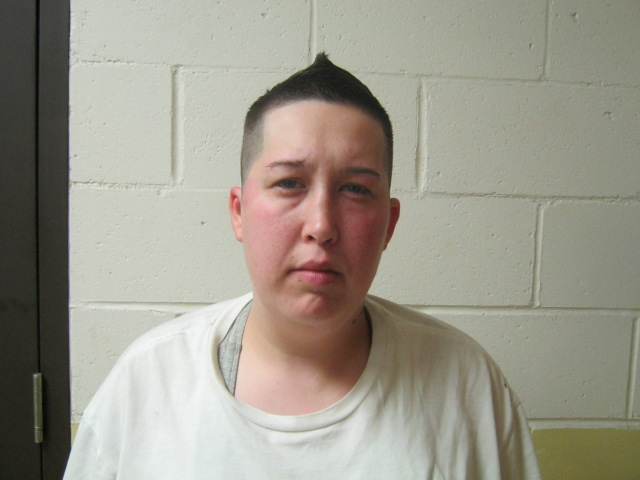 Sheri Bouthillier was charged with several drug offenses, including possession of cocaine and heroin with intent to sell.