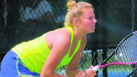 Tennis | Lyons' Chatt has good run on court