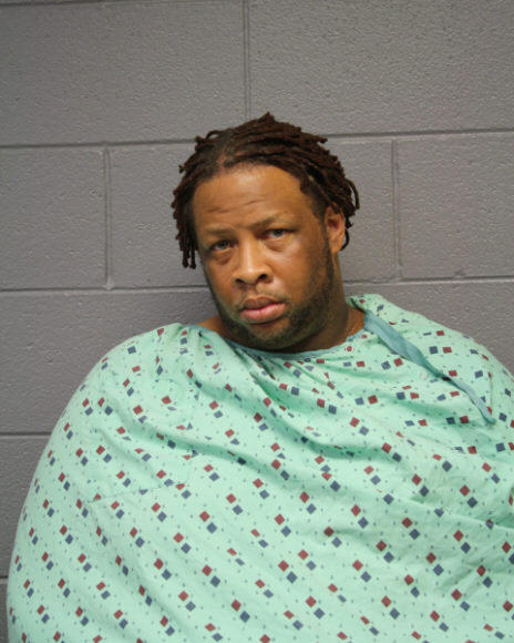 Courtney Watson, 31, a West Side man charged in a fatal shooting that happened on the same block where he lives.
