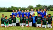 PUERTO VALLARTA DELFINES WIN HIGHLAND PARK SISTER CITIES YOUTH SOCCER TOURNY