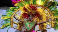 The art behind Baltimore's ever-colorful Caribbean Carnival parade