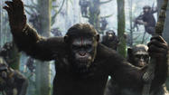 Review: 'Dawn of the Planet of the Apes' ★★&#9733