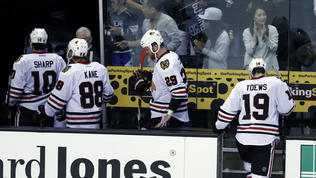 Video: Kane, Toews ink deals; other futures uncertain